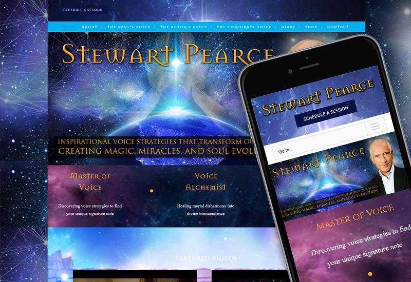Portfolio—StewartPearce
