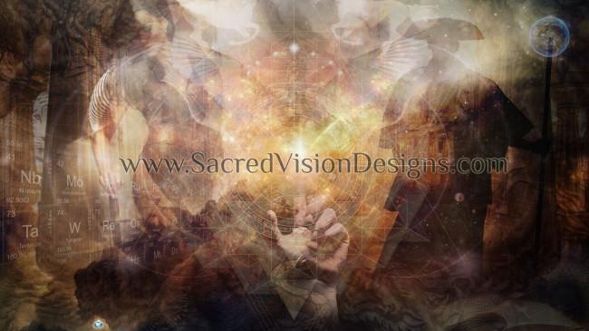 Visionary Art & Design - Spiritual
