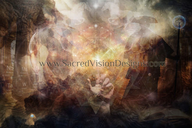 Visionary Art & Design - Spiritual