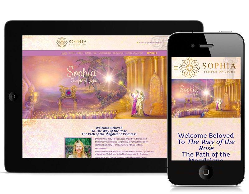Sophia Temple of Light